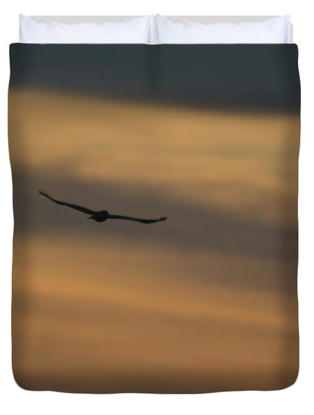 To Soar - Free Duvet Cover by Douglas Barnett