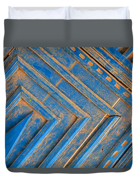 To The Fete Duvet Cover