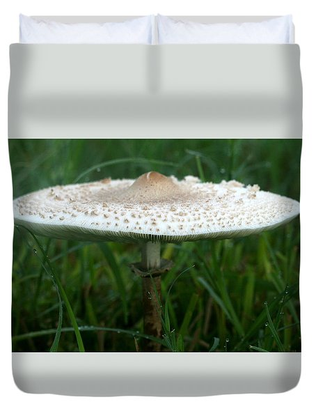 Toad Stool Duvet Cover