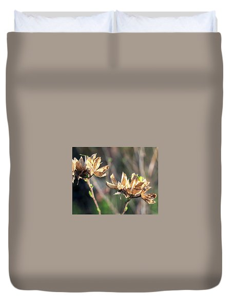 Toasted Duvet Cover