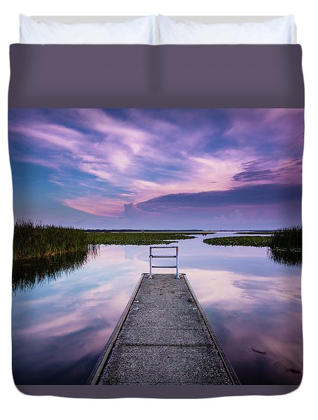 Toho Twilight Duvet Cover