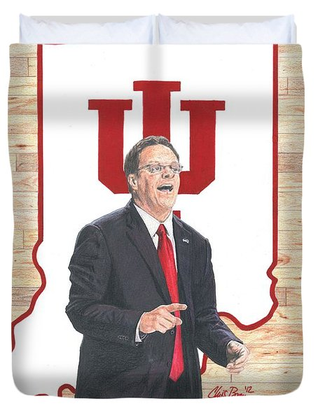 Tom Crean Duvet Cover