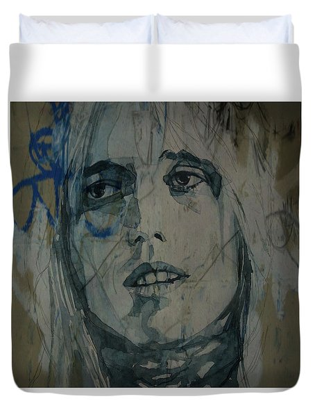 Tom Petty  Duvet Cover