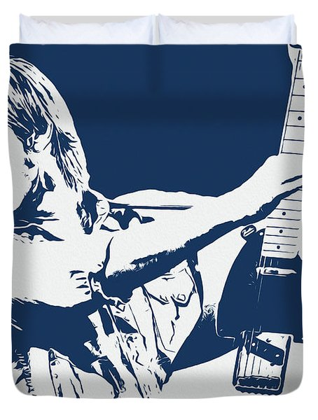 Tom Petty - Portrait 02 Duvet Cover
