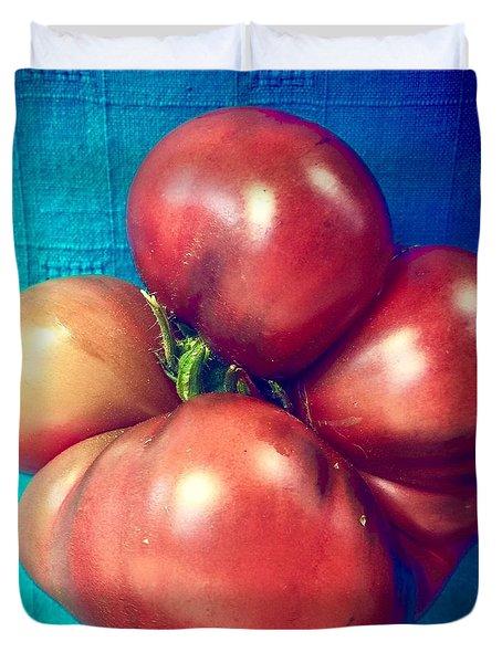 Tomatoe Duvet Cover