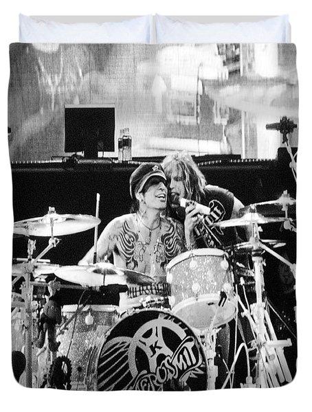 Tommy And Steven Duvet Cover