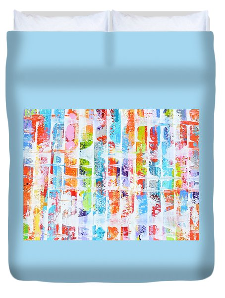 Tooth Fairy Duvet Cover