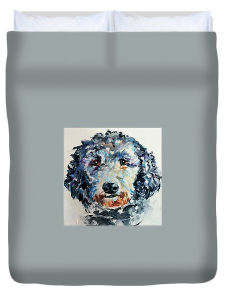 Toots Duvet Cover