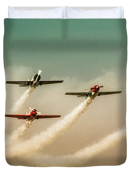 Top Gun Part One Duvet Cover