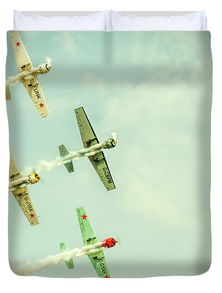 Top Gun Part Two Duvet Cover