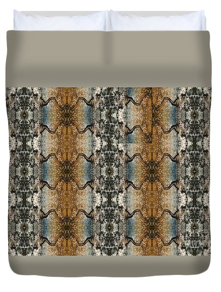 Tornado Pattern Duvet Cover