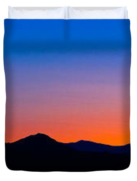 Tornillo Sunset Duvet Cover