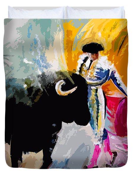 Toroscape 03 Duvet Cover