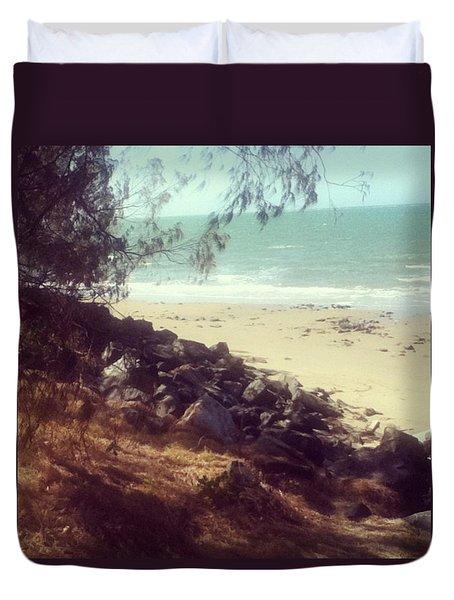 #torquay #amazing #fun #love #long Duvet Cover