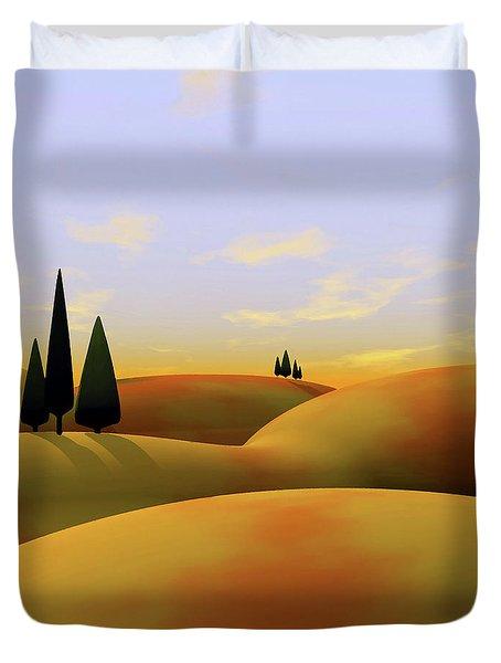 Toscana 3 Duvet Cover