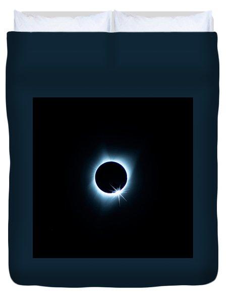 Total Eclipse Duvet Cover