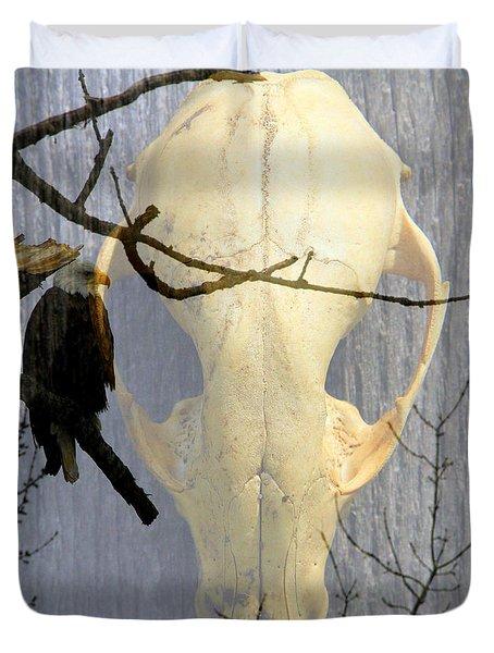 Totem Duvet Cover