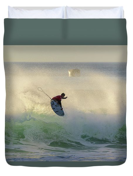 Touch The Sun Duvet Cover
