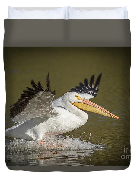 Touchdown Duvet Cover