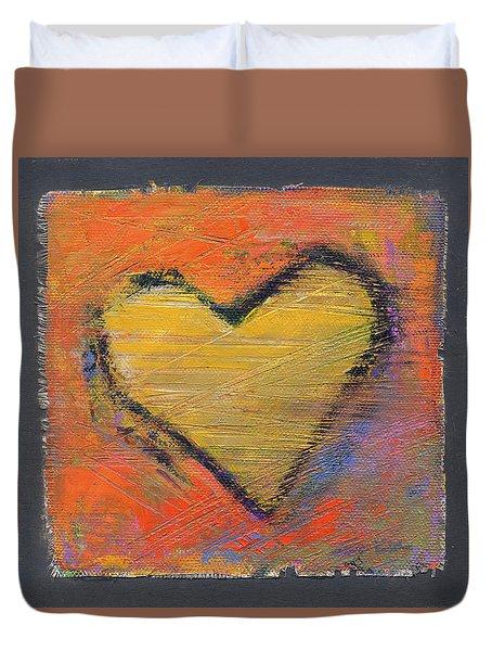 Love 8 Duvet Cover