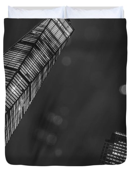 Tower Nights Duvet Cover