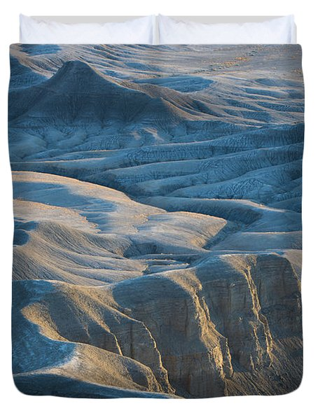 Duvet Cover featuring the photograph Towers Of The Reliquary by Dustin  LeFevre