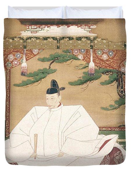 Toyotomi Hideyoshi Duvet Cover
