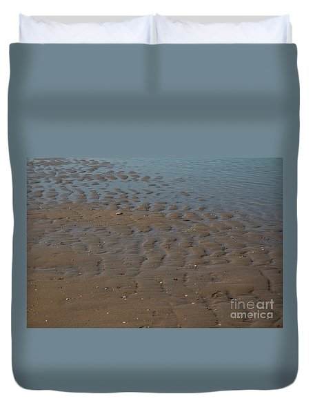 Traces Duvet Cover