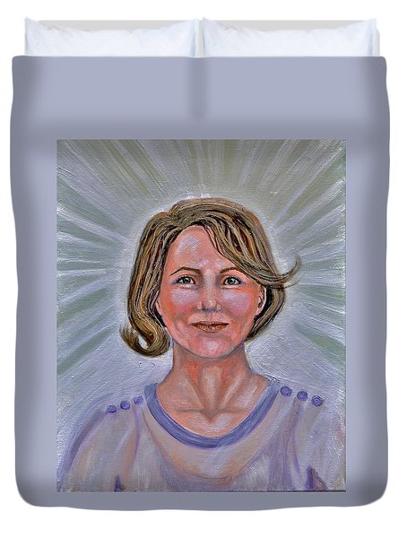 Tracie Duvet Cover