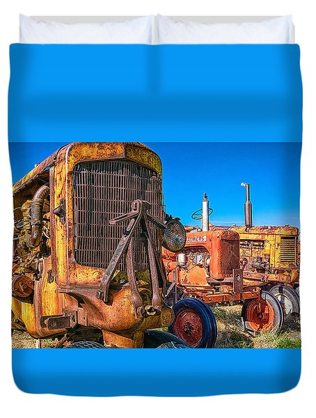 Tractor Supply Duvet Cover