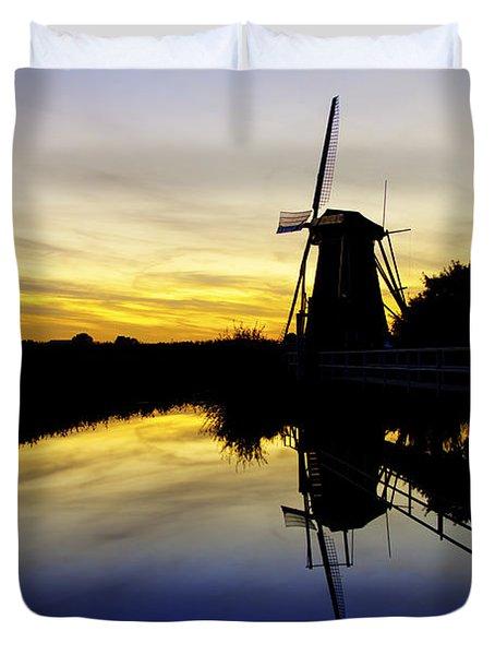 Traditional Dutch Duvet Cover