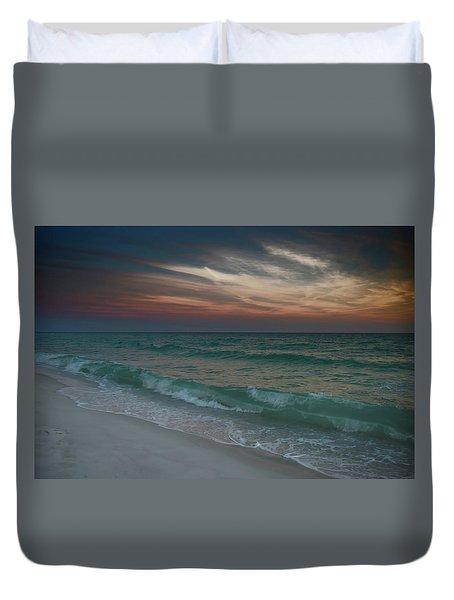 Tranquil Evening Duvet Cover