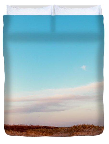 Tranquil Heaven Duvet Cover
