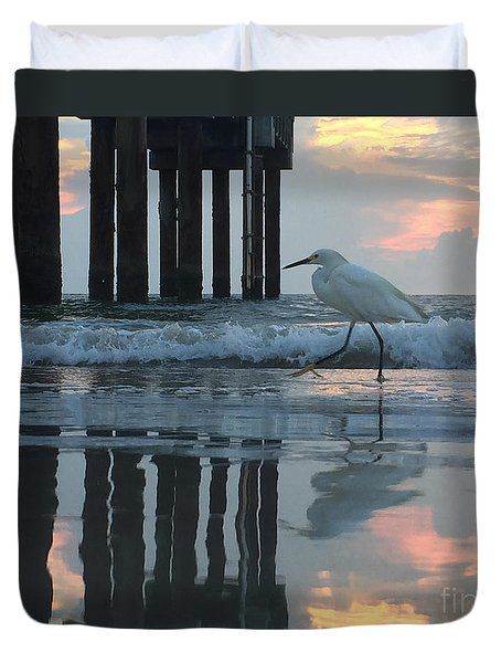 Tranquil Reflections Duvet Cover