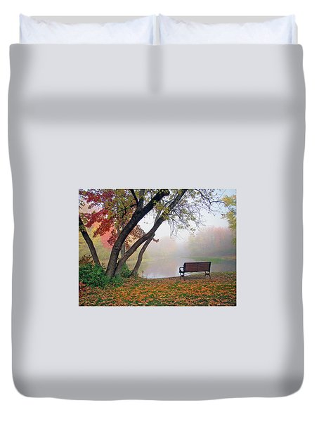 Tranquil View Duvet Cover