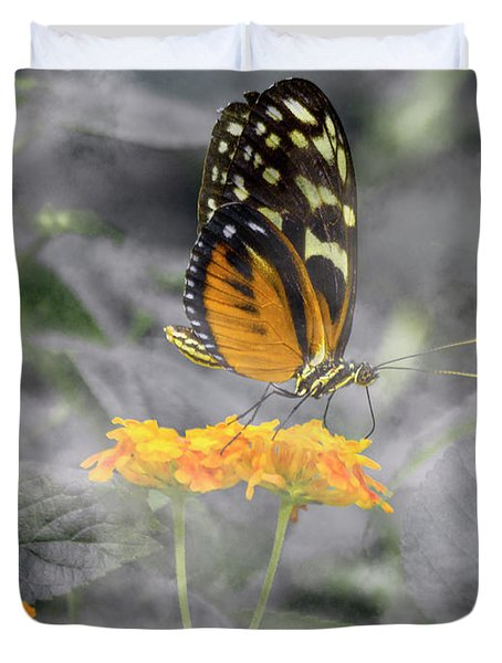Tranquility Garden Duvet Cover