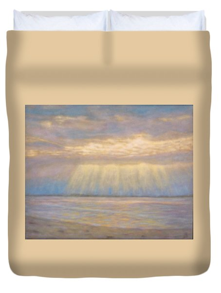 Tranquility Duvet Cover by Joe Bergholm
