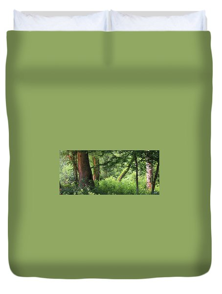 Tranquility Duvet Cover by Roena King
