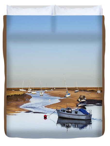 Tranquility - Wells Next The Sea Norfolk Duvet Cover
