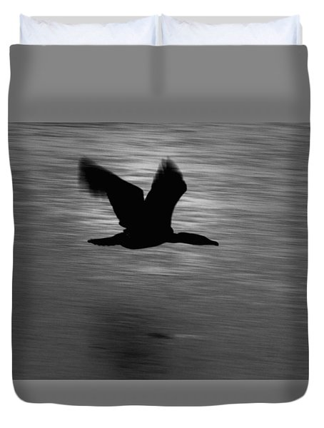 Duvet Cover featuring the photograph Tranquillity by Ramabhadran Thirupattur
