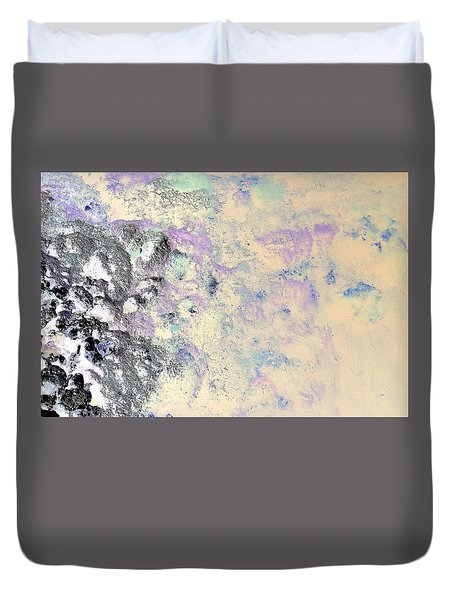 Transformation Duvet Cover