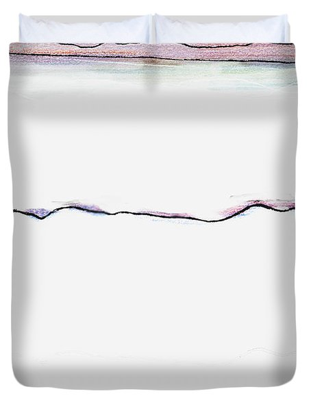 Transience Duvet Cover by Andy  Mercer