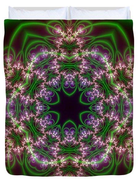 Transition Flower 6 Beats Duvet Cover