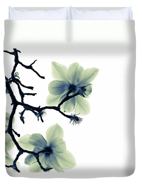 Duvet Cover featuring the photograph Translucence by Melanie Alexandra Price
