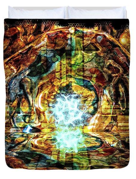 Transmutation Duvet Cover
