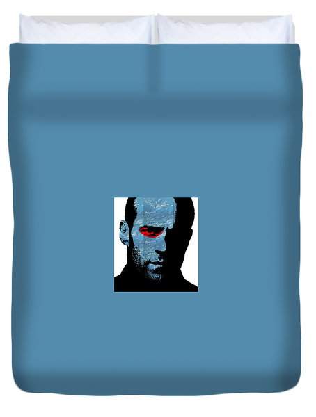 Transporter Duvet Cover by Emme Pons