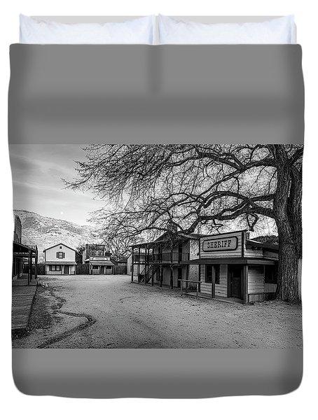 Trapper Street Duvet Cover