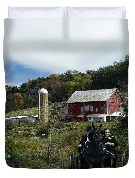 Travel Duvet Cover