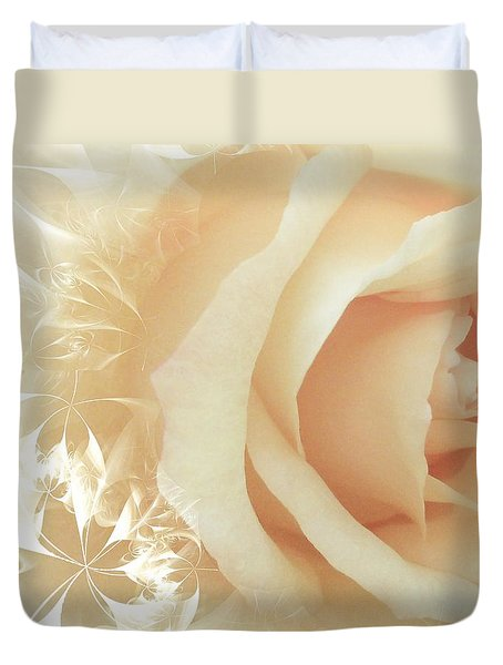 Tread Softly Duvet Cover