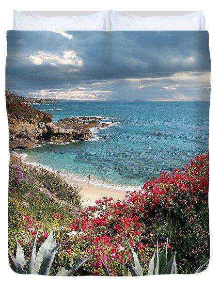 Treasure Island Duvet Cover